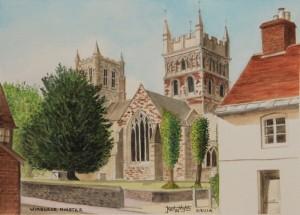 Wimborne Minster