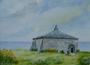 St Aldehelm's Chapel - Spring