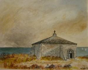 St Aldhelm's Chapel - Autumn