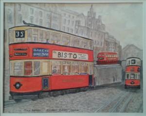 Kingsway Subway, London