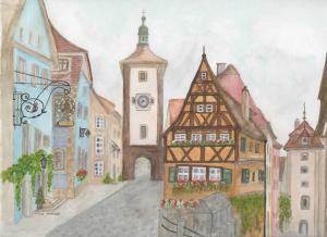 Rotherburg, Germany